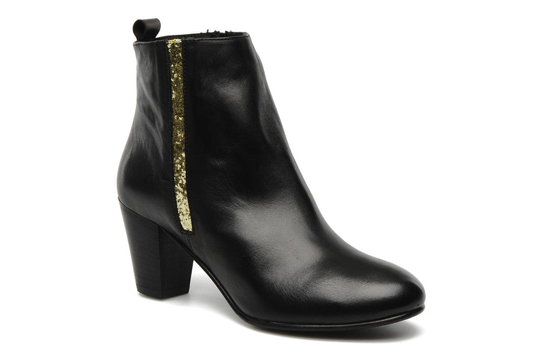 Boots en enkellaarsjes Georgia Rose Gettone Zwart detail