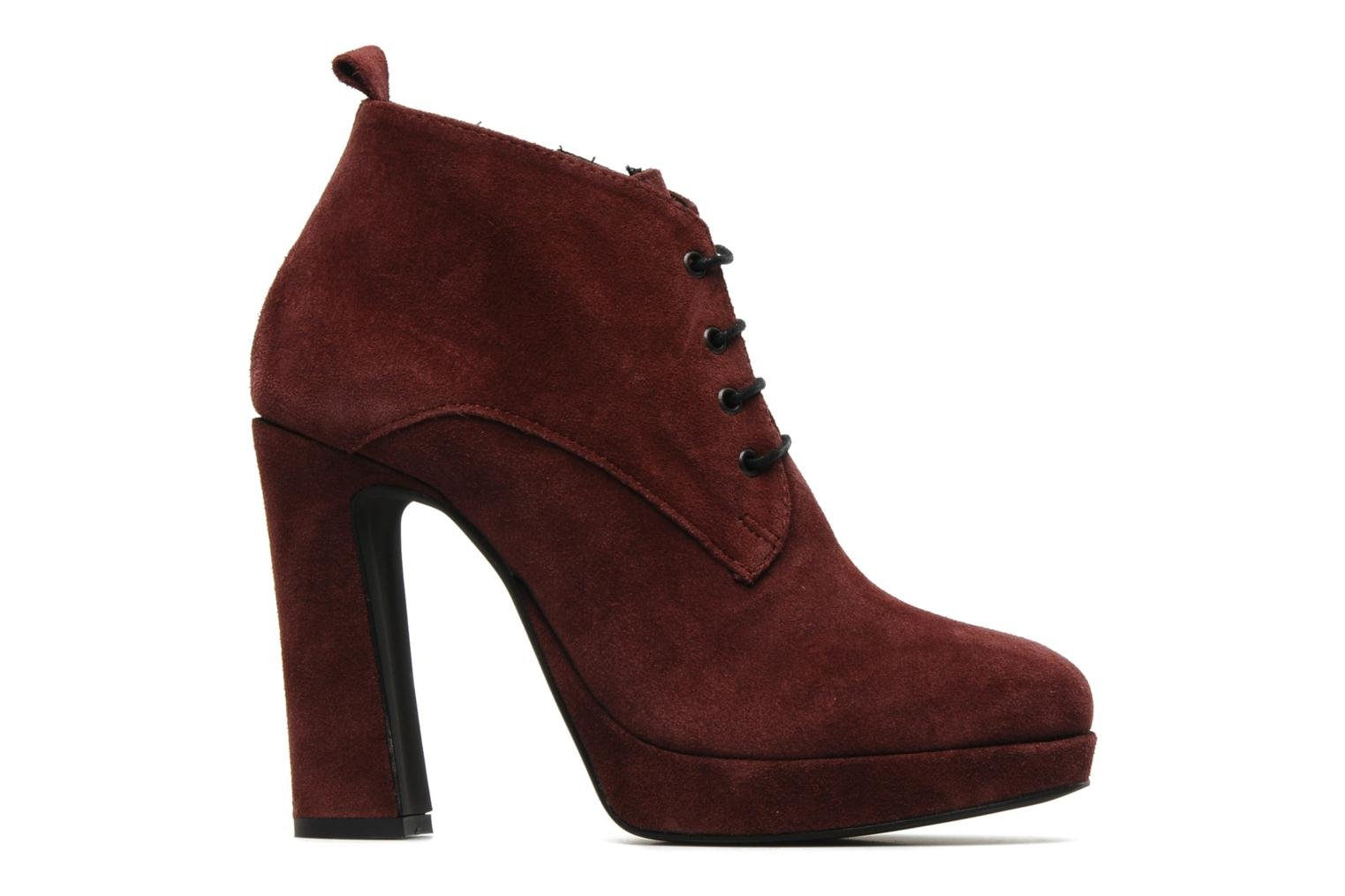 Nuts Cow Suede Bordo Br-498