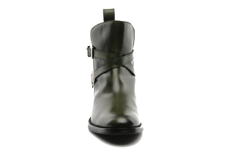Bottines et boots Georgia Rose Perbaby Vert vue portées chaussures