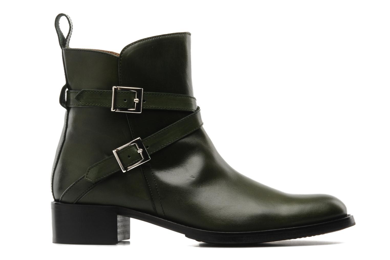 Stiefeletten & Boots Georgia Rose Perbaby grün ansicht von hinten
