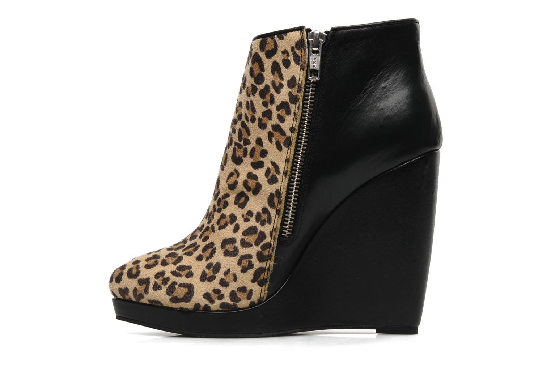 Bottines et boots Buffalo Bachi Multicolore vue face