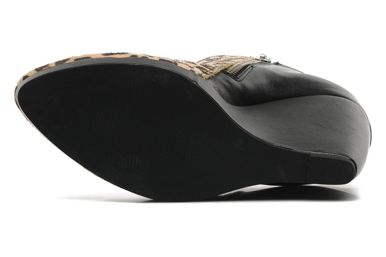 Bottines et boots Buffalo Bachi Multicolore vue haut