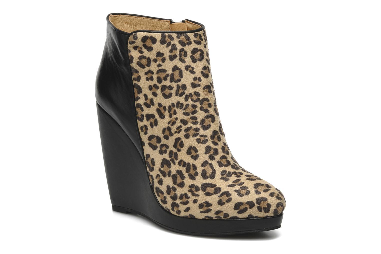 Bachi Black Beige (Leopard)
