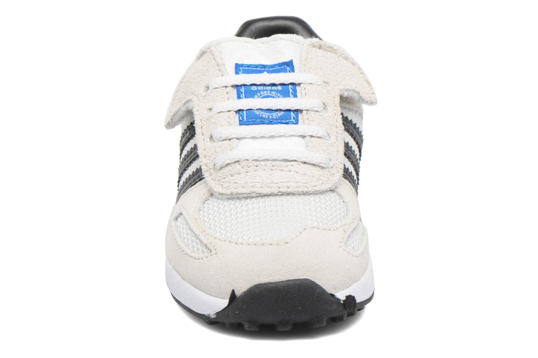 Sneakers Adidas Originals LA Trainer Cf I Beige bild av skorna på