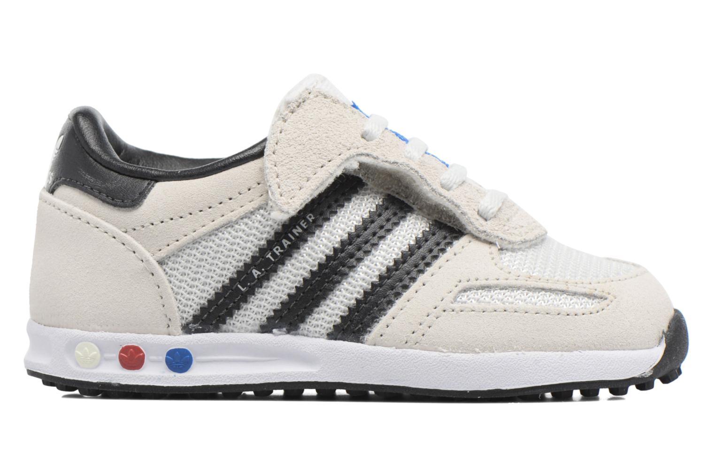 Sneakers Adidas Originals LA Trainer Cf I Beige bild från baksidan