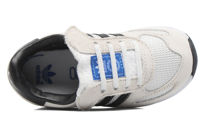 Sneakers Adidas Originals LA Trainer Cf I Beige bild från vänster sidan