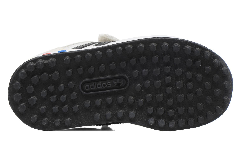 Sneakers Adidas Originals LA Trainer Cf I Beige bild från ovan