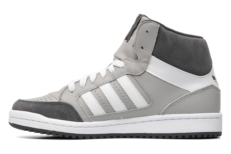 Sneakers Adidas Originals Pro Play Grijs voorkant