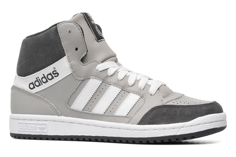 Baskets Adidas Originals Pro Play Gris vue derrière