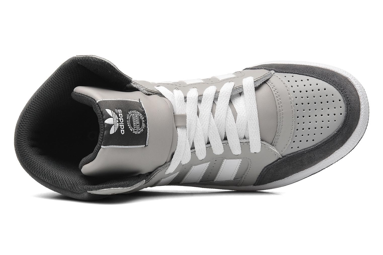 Baskets Adidas Originals Pro Play Gris vue gauche