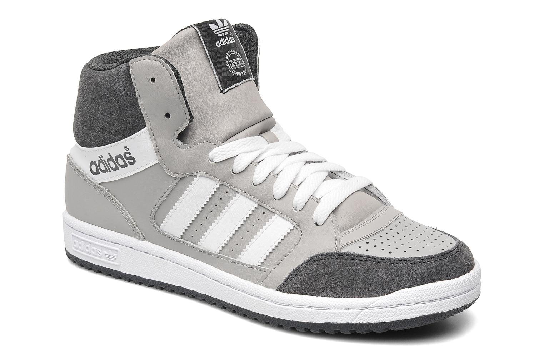 Baskets Adidas Originals Pro Play Gris vue détail/paire