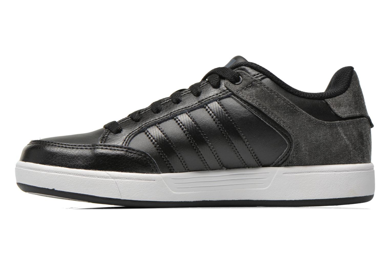 Sneaker Adidas Originals Varial Low schwarz ansicht von vorne