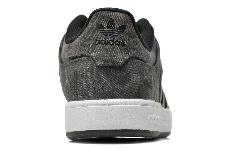 Sneaker Adidas Originals Varial Low schwarz ansicht von rechts