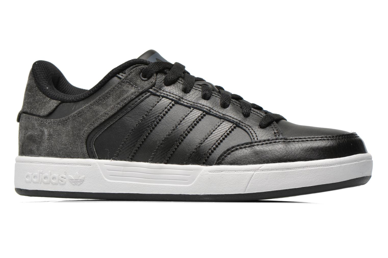 Sneaker Adidas Originals Varial Low schwarz ansicht von hinten
