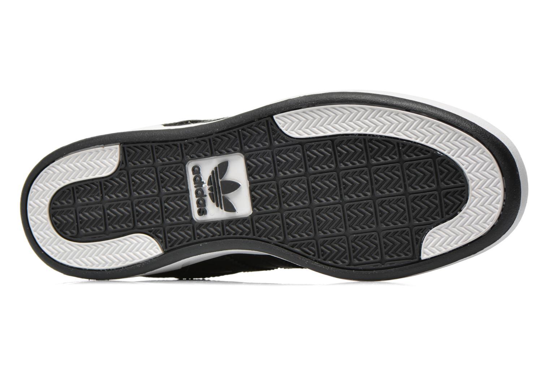 Baskets Adidas Originals Varial Low Noir vue haut