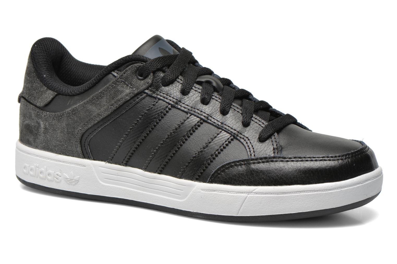 Baskets Adidas Originals Varial Low Noir vue détail/paire