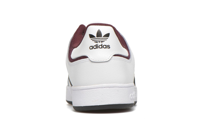 Sneakers Adidas Originals Varial Low Wit rechts