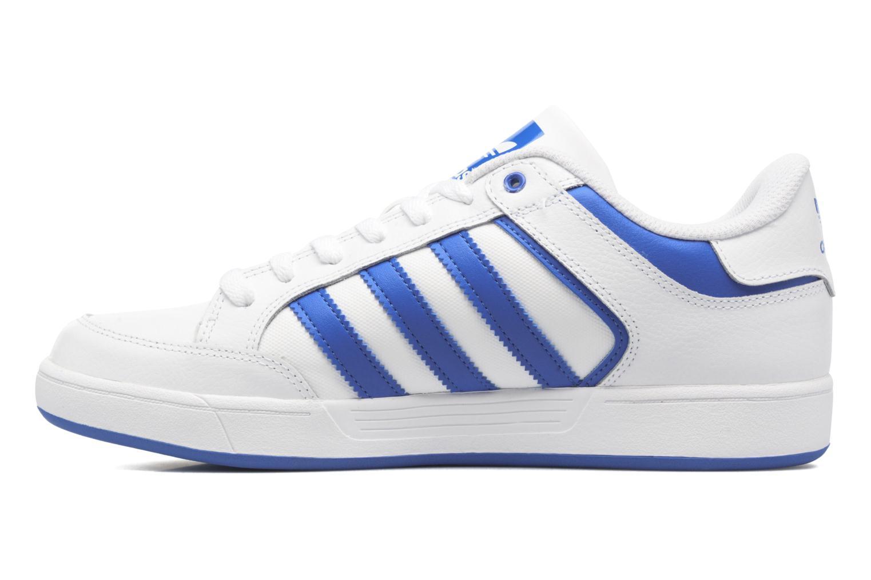 Sneakers Adidas Originals Varial Low Wit voorkant