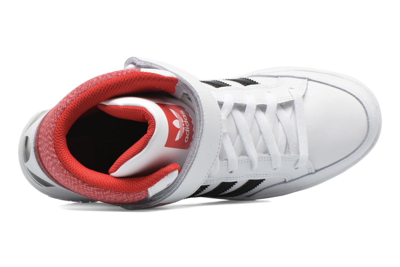 Baskets Adidas Originals Varial Mid Blanc vue gauche