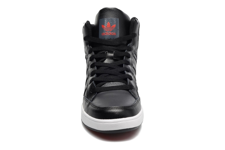 Sneaker Adidas Originals Varial Mid schwarz schuhe getragen