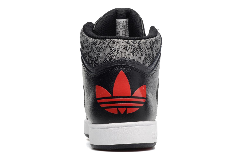 Sneaker Adidas Originals Varial Mid schwarz ansicht von rechts