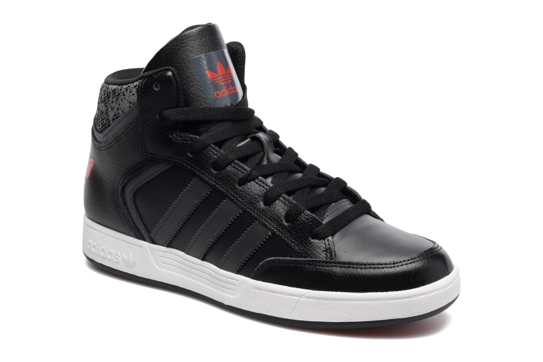 Sneakers Adidas Originals Varial Mid Svart detaljerad bild på paret