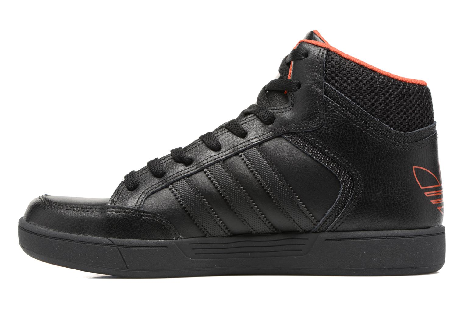 Sneakers Adidas Originals Varial Mid Nero immagine frontale