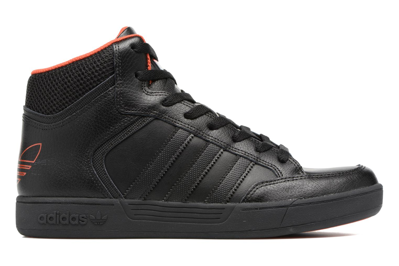 Trainers Adidas Originals Varial Mid Black back view