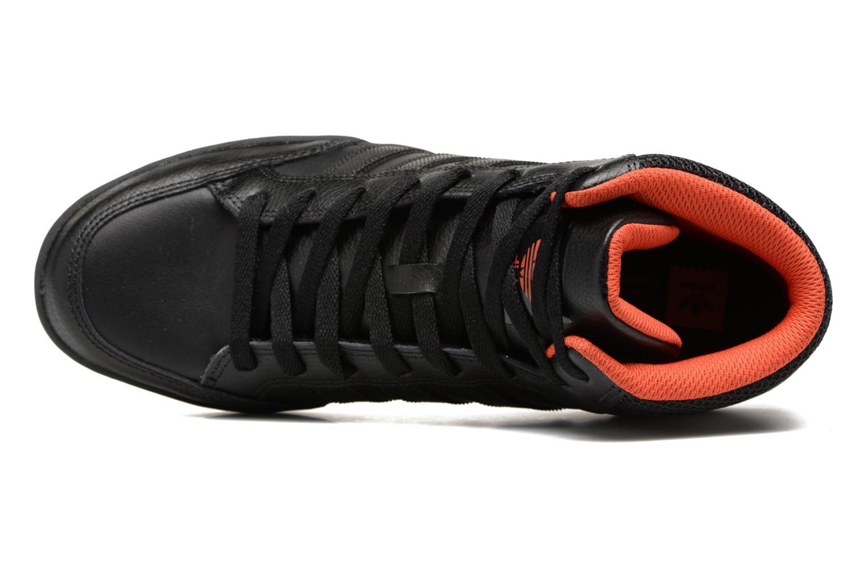 Baskets Adidas Originals Varial Mid Noir vue gauche