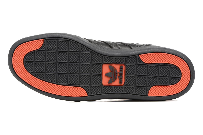 Baskets Adidas Originals Varial Mid Noir vue haut