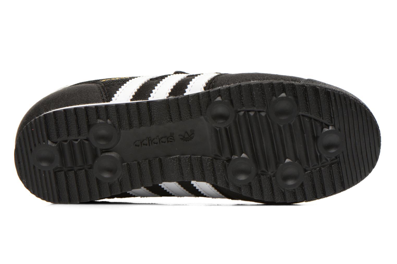 Sneaker Adidas Originals Dragon Cf C schwarz ansicht von oben