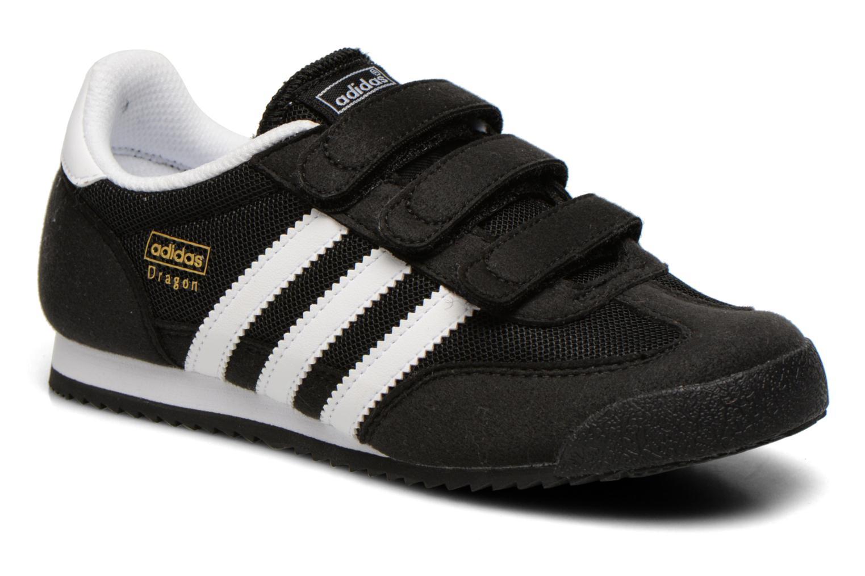 Sneaker Adidas Originals Dragon Cf C schwarz detaillierte ansicht/modell