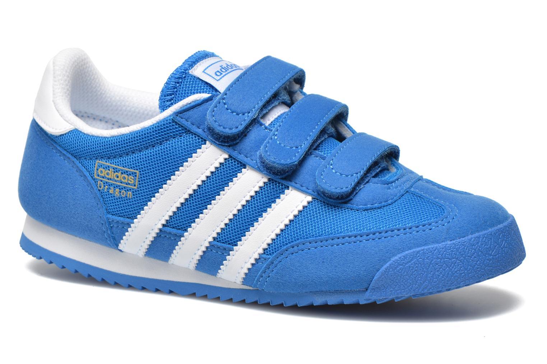 Sneakers Adidas Originals Dragon Cf C Blauw detail