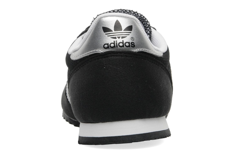 Bleazu/Blanc/Blanc Adidas Originals Dragon J (Bleu)