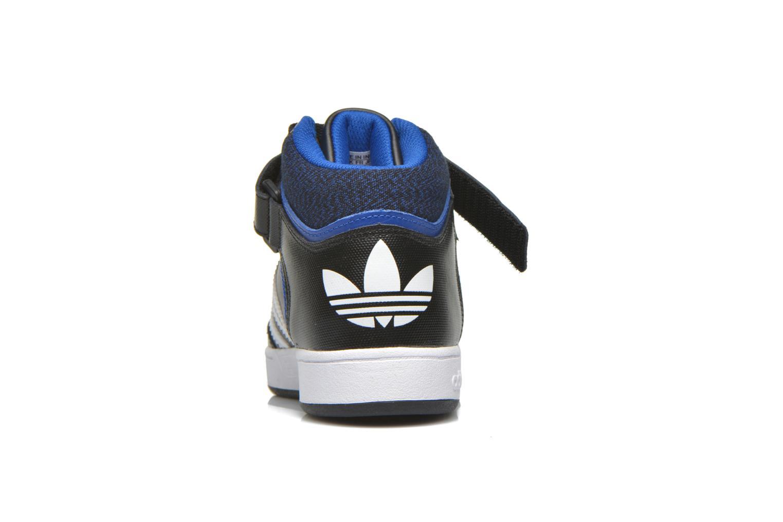 Baskets Adidas Originals Varial Mid J Noir vue droite