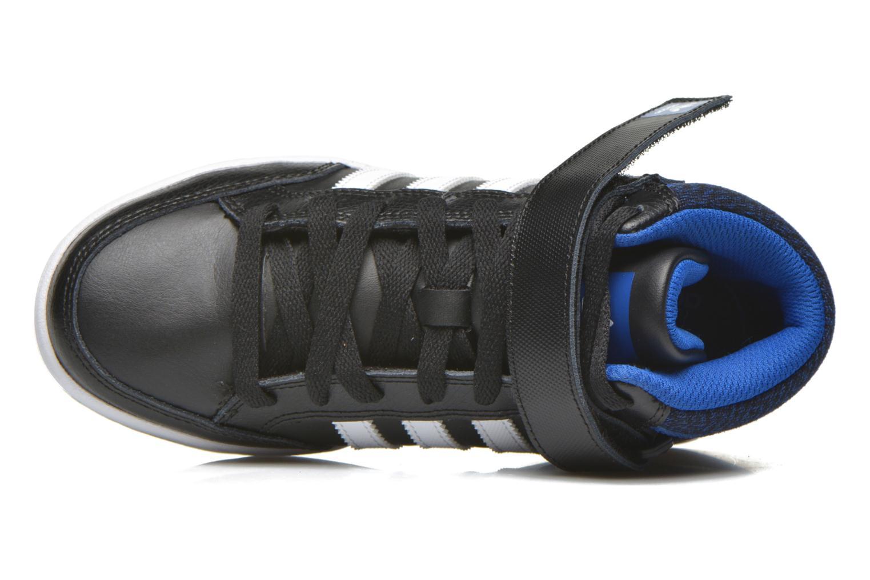 Baskets Adidas Originals Varial Mid J Noir vue gauche