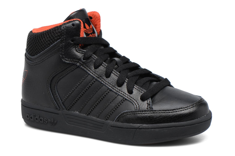 Trainers Adidas Originals Varial Mid J Black detailed view/ Pair view