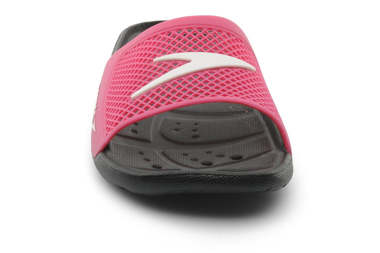 Atami Slide Black Pink