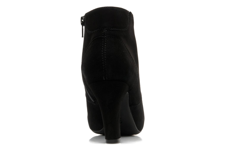 Stiefeletten & Boots Unisa Nola schwarz ansicht von rechts