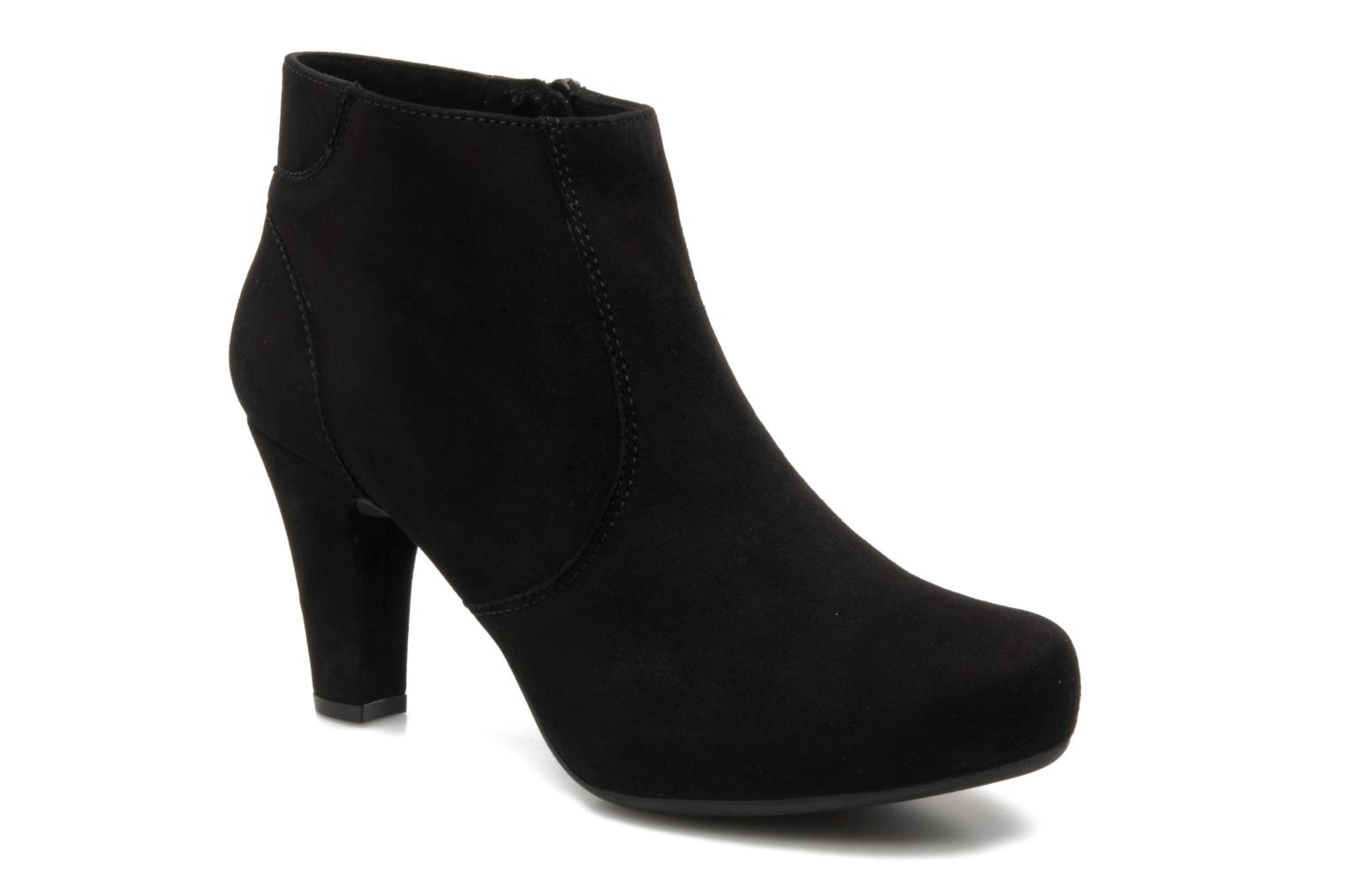 Nola Kid Suede Black