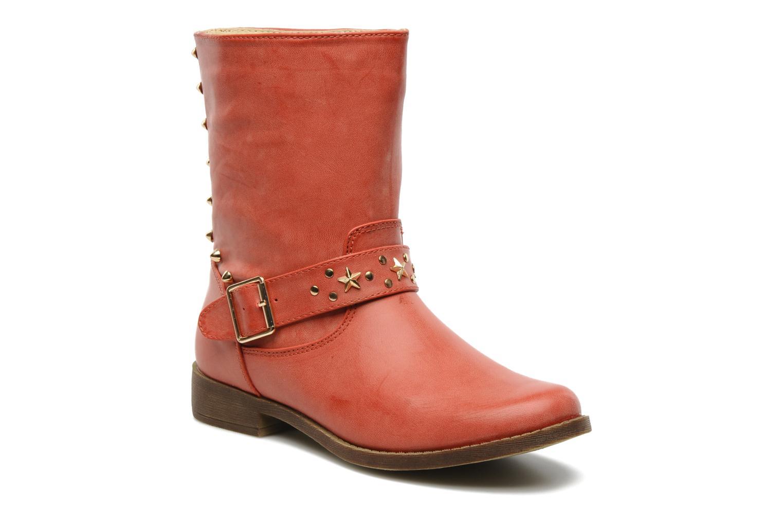 Bottines et boots Spot On GEORGINE Rouge vue détail/paire