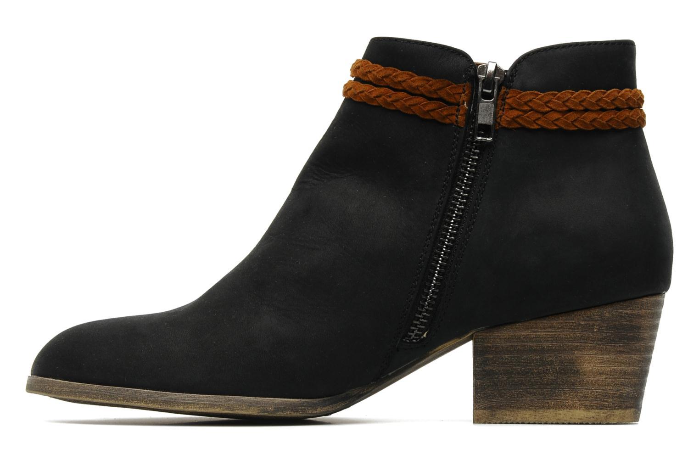 Boots en enkellaarsjes No Name Folk Zwart voorkant