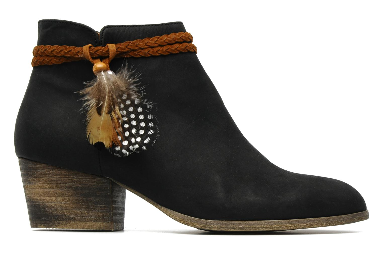 Boots en enkellaarsjes No Name Folk Zwart achterkant