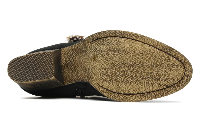 Boots en enkellaarsjes No Name Folk Zwart boven