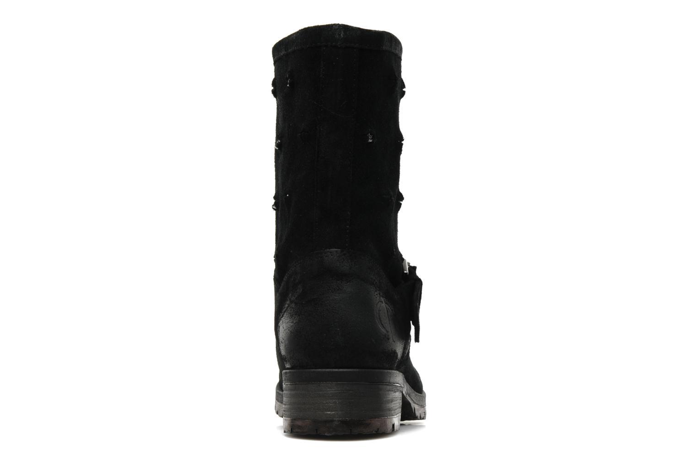 Bottines et boots Folk'l Rachell Gris vue droite