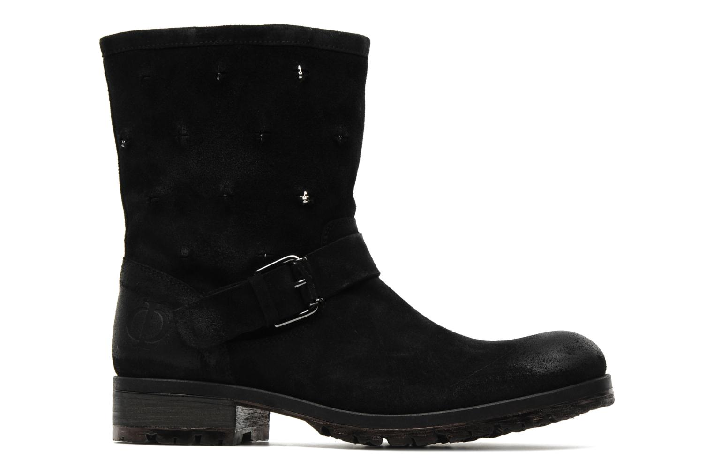 Boots en enkellaarsjes Folk'l Rachell Grijs achterkant