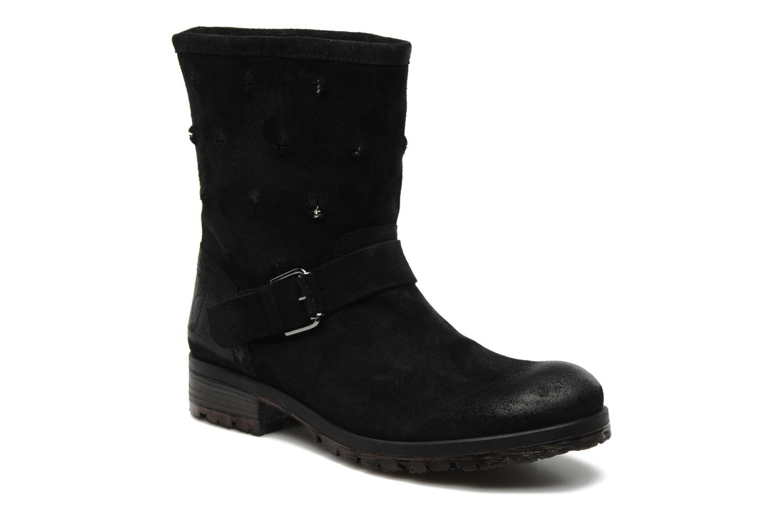 Bottines et boots Folk'l Rachell Gris vue détail/paire