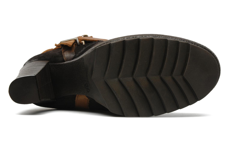 Stiefeletten & Boots Folk'l Danya braun ansicht von oben