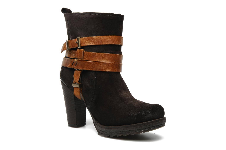 Grandes descuentos últimos zapatos Folk'l Danya (Marrón) - Botines  Descuento