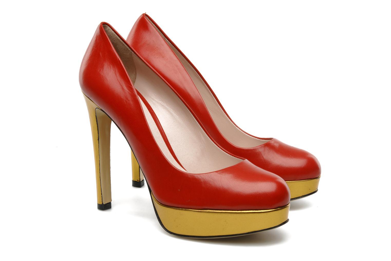 Pumps De Siena shoes Elia rot 3 von 4 ansichten